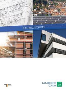 Bau-Broschüre