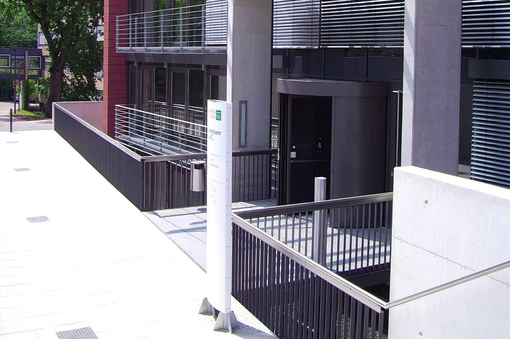 Landratsamt Haus C